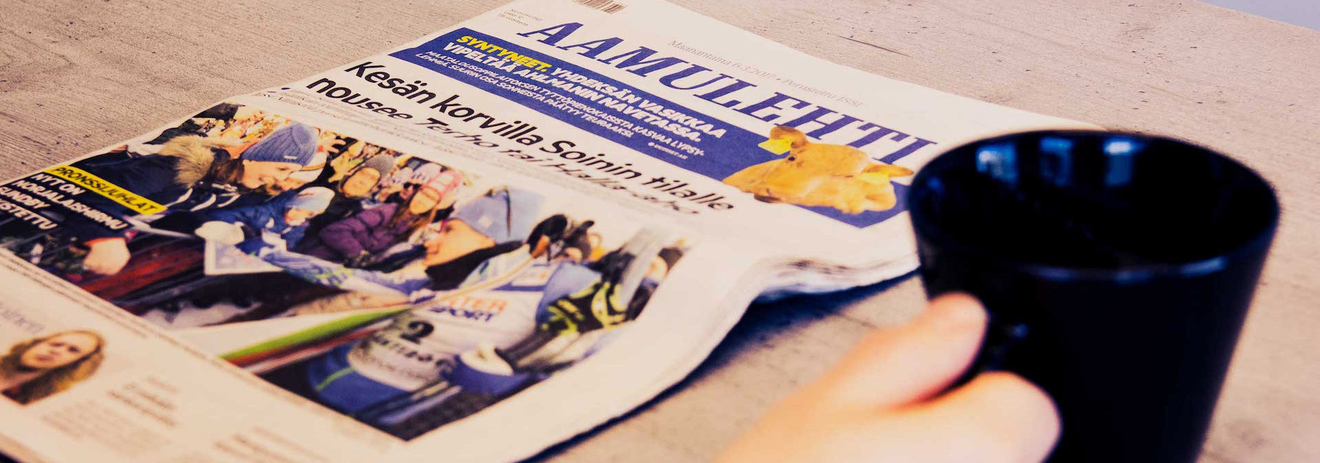 Alma referenssi aamulehti kuva