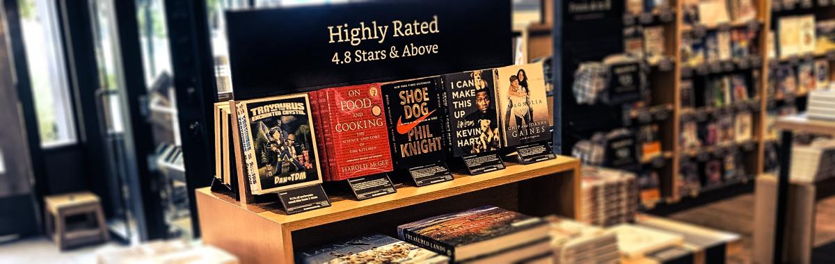 Amazon Books ja vertaismarkkinoiden sietämätön hankaluus